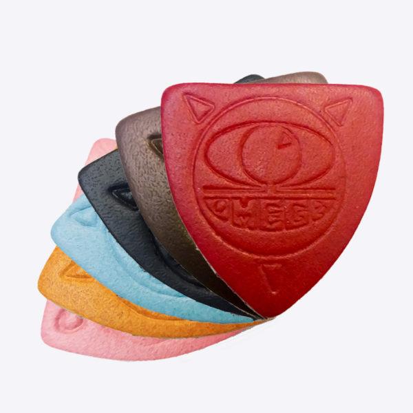 Omega Leather Pick